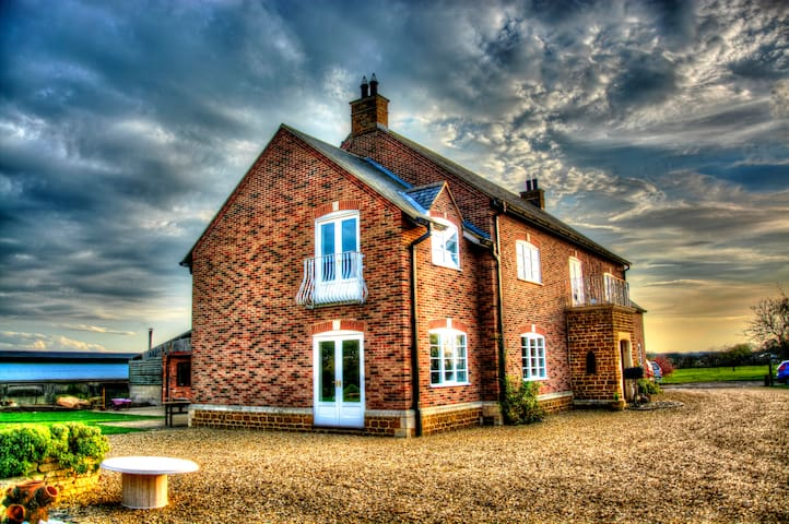 Pheasants Roost Rutland Water Luxury B&B
