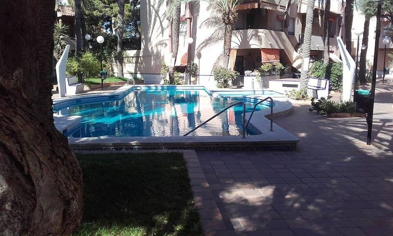 Cómoda Habitación doble, con piscina - San Pedro del Pinatar - Apartment