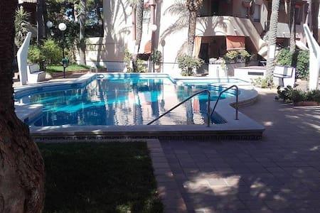 Cómoda Habitación doble, con piscina - San Pedro del Pinatar - Byt