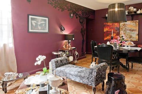 Hermosa habitación zona centro CDMX