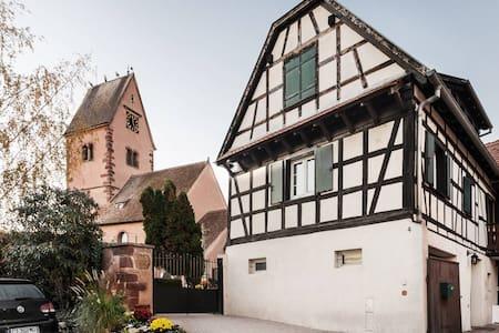Maison 125 m² proche Strasbourg - Wolfisheim