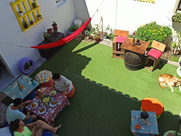 Xuixo-Habitación Doble Privada