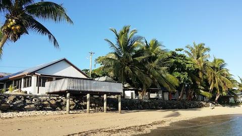 Vacations Beach Fales Manase