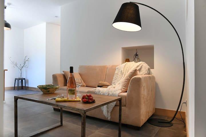 Gite le grenier - Entrechaux - Casa