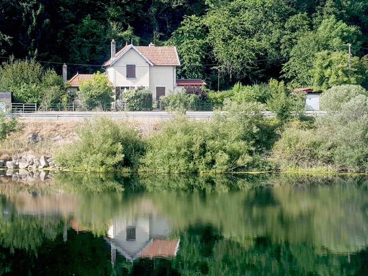 Maison idéale entre Besançon et l'Alsace !