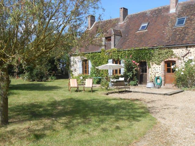 Gite de la Donnette - La Madeleine-Bouvet - Haus
