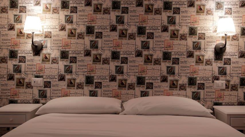 Brand new room.