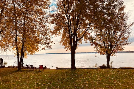 Scenic Retreat short drive from downtown MTL