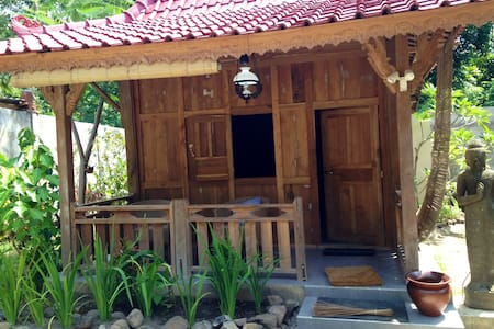 Yoga retreat in the Jungle Close to the beach.  2 - North Lombok Regency - Квартира