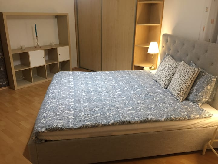 Apt 68m2 close to main train station (in old town)