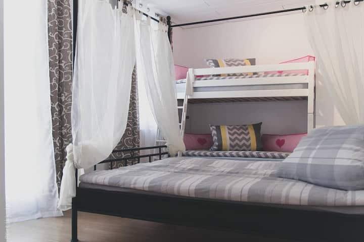 3-Zimmer Wohnung mit Terasse im Herzen Bambergs