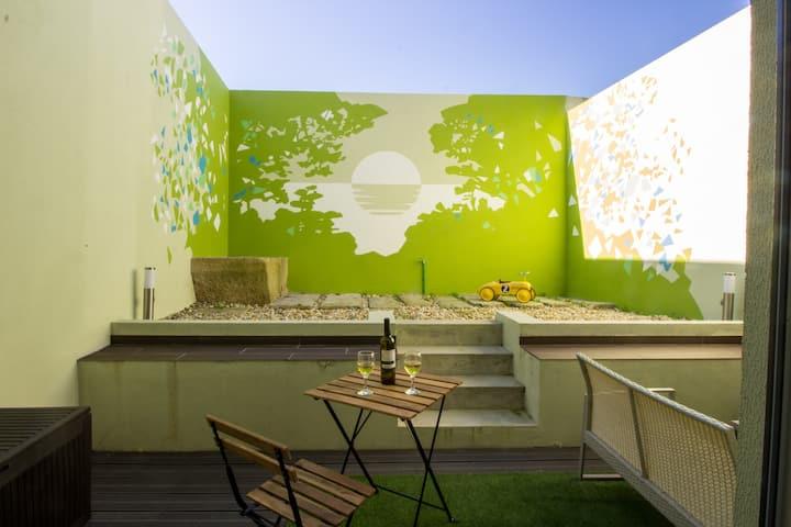 Guest H4U - Porto Campanha Garden