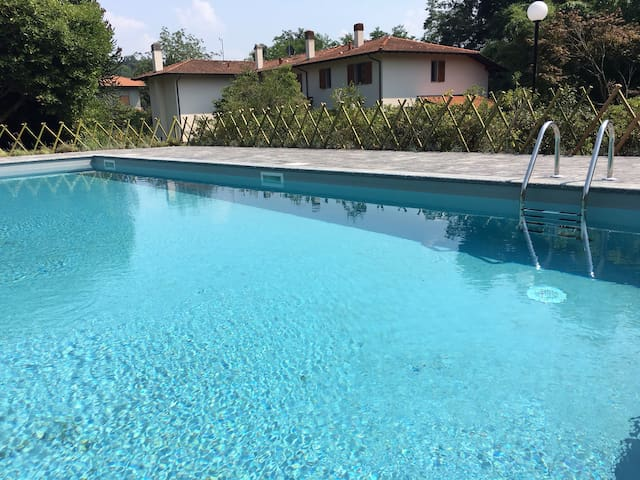 Lovely Flat - Lago Maggiore Vignola - Laveno Mombello - Apartemen