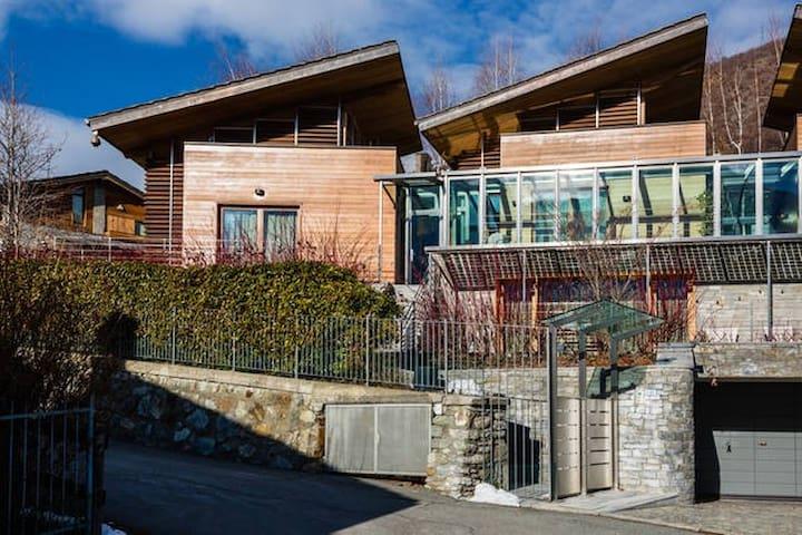 Ecofriendly Guest House Nordic Style, V - Villair-Amerique - Daire