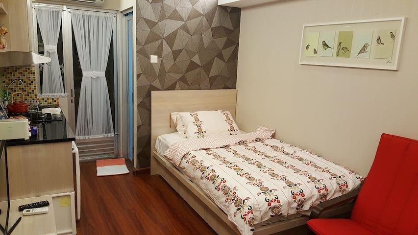 Papilukas Room, Kalibata City - Jakarta Selatan - Квартира