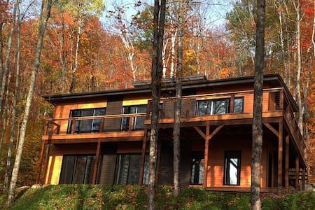 Maison écoénergétique près du Centre de ski - Ház