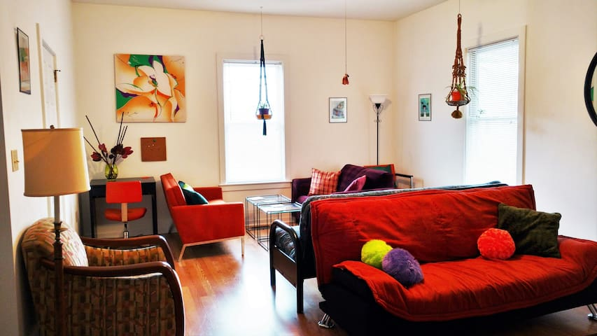 Serenity in the City - Roanoke - Wohnung