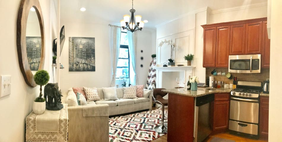 SPACIOUS & BEAUTIFUL APT near Central Park & TSQUR