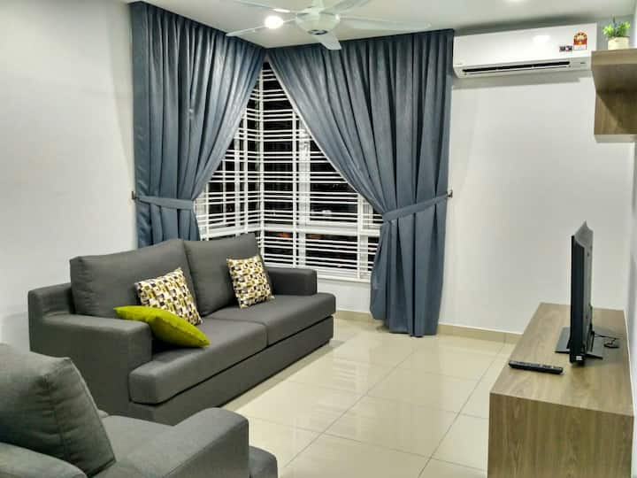 Apartment in City near Jonker with City & Sea view