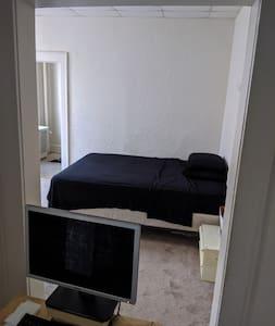Private, small, apartment