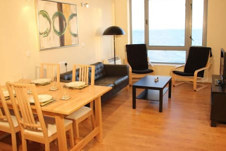 Galway Bay Sea View Apartments, The Promenade, Salthill, Co.Galway - 2 Bed - Sleeps 4 - Galway Bay
