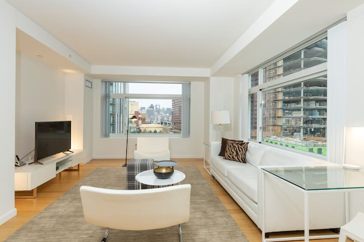 Luxury Two Bedroom in Kendall Square near MIT, Harvard