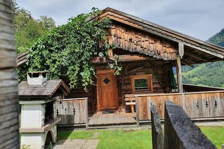 Tauernwelt- Almhütte&Outdoorsauna