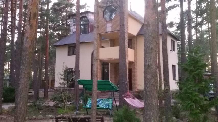 Гостевой дом на Финском заливе