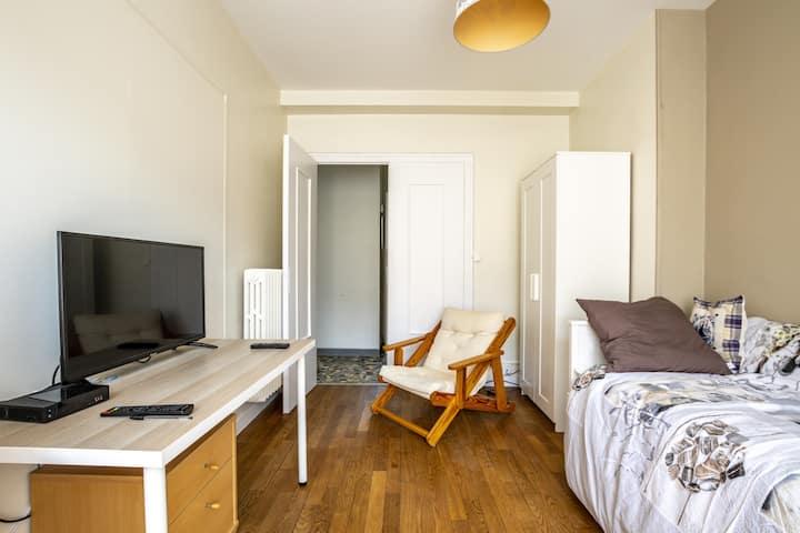 Gagnereaux- Dijon Centre-ville 2 chambres & garage