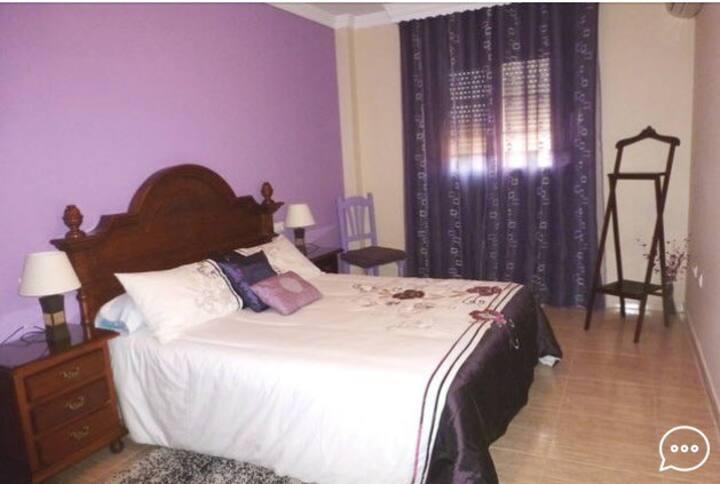 Chambre dans villa de luxe avec piscine et wifi