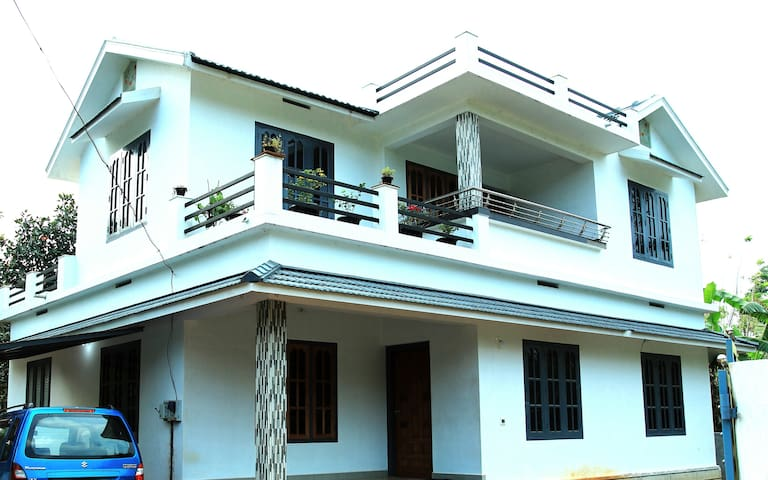 Eden Holiday Home - Kalpetta - Pousada