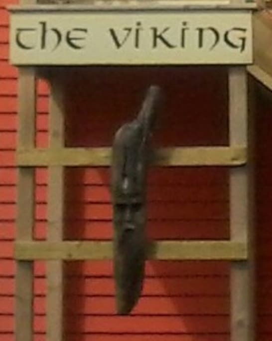 The Viking welcomes you to stay and enjoy!