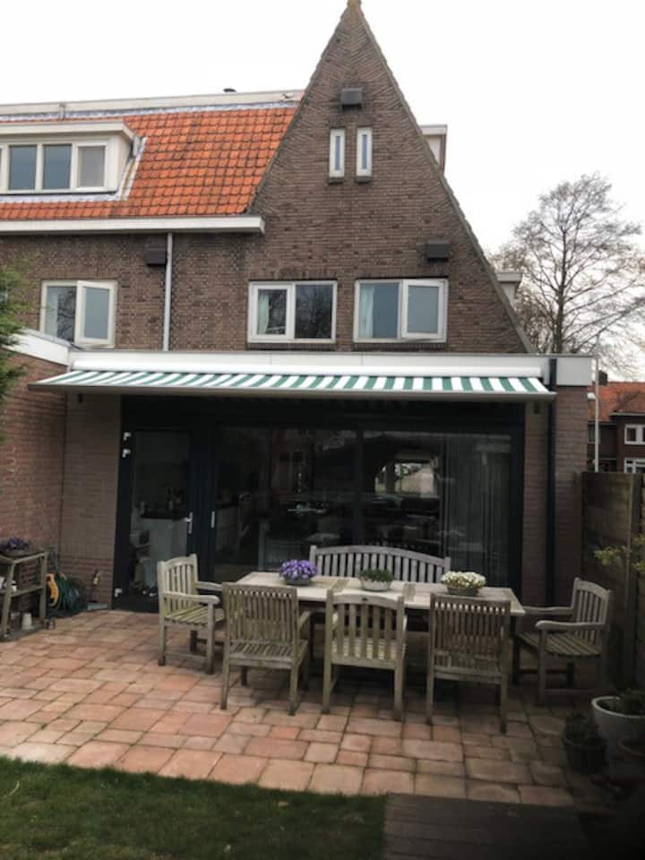 Townhouse 200m2 with big garden