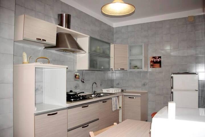 Appartamento con Wi-Fi e Aria condizionata