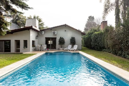 Country House in private Country Club near Pilar - Garin - Apartment