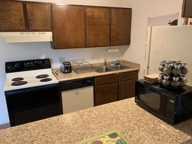 Cozy 2 Bedroom in Haslett! Close to MSU Campus!