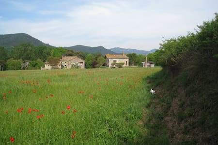 Farmhouse in a charming place - Sant Esteve de Llémena