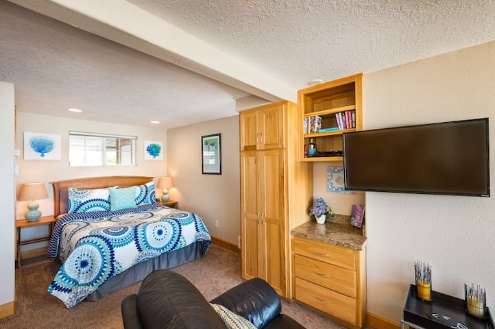 Prior to Feb2020, Queen Bed/Living Area