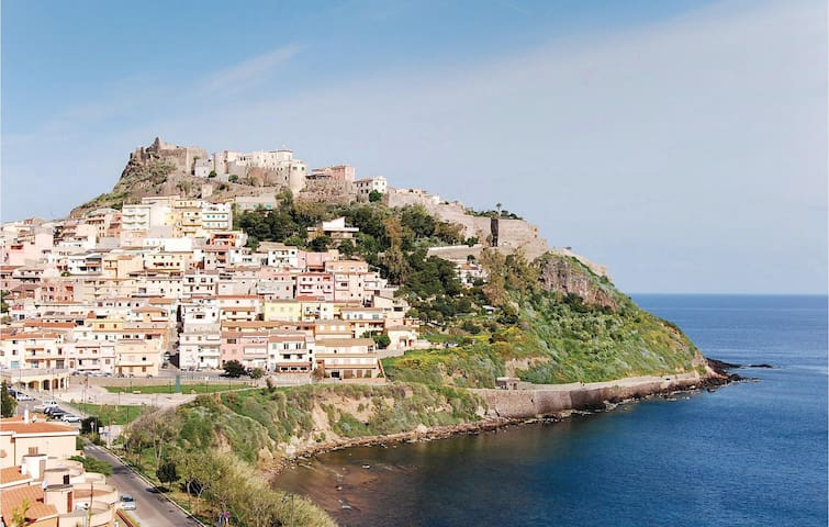 Semi-Detached with 2 bedrooms on 70m² in Castelsardo SS