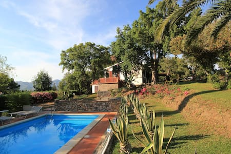 Villa EnriMar with private pool and tennis court - Isola d'Elba - Villa