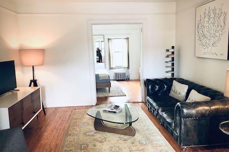 Carroll Gardens Apartment