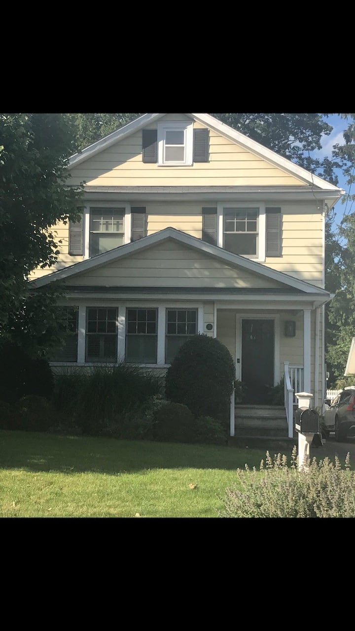 Summer house in beach community 45 min from NYC.