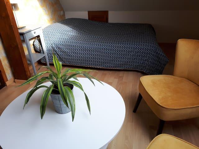 Dinan, Chambre cosy
