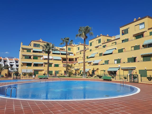 Lovely apartment on South of Tenerife - Arona - Apartment