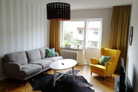 2 room + kitchen on Söder