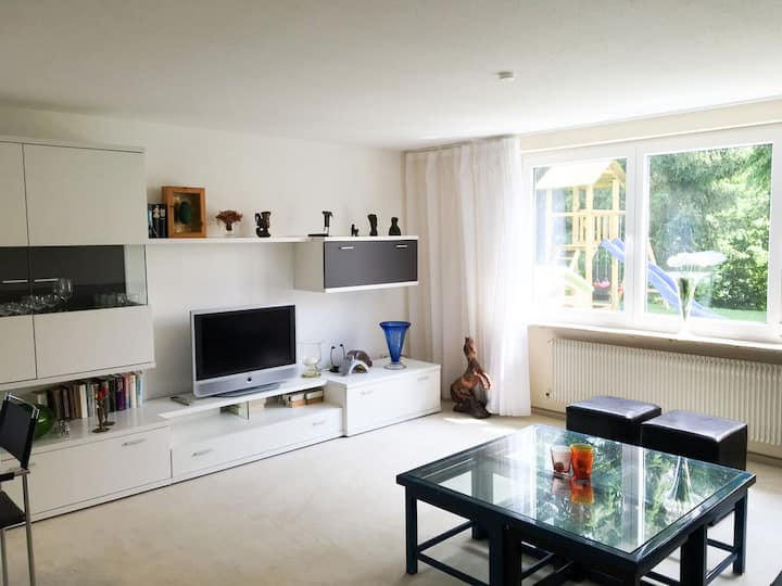 Auf Staufen am Trauf, (Albstadt), Ferienwohnung, 78qm, 1 Schlafzimmer, max. 2 Personen