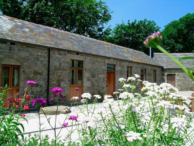 Stable Cottage, dog-friendly barn for 4, Cornwall - Saint Teath