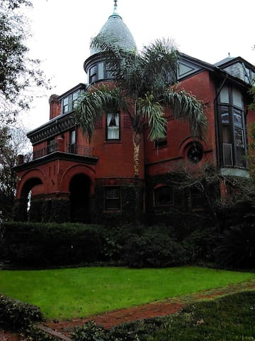 The George Baldwin mansion SVR00514 - Savannah - Hus