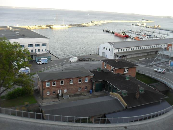 Kleine Fewo am alten Hafen auch für Saisonpersonal