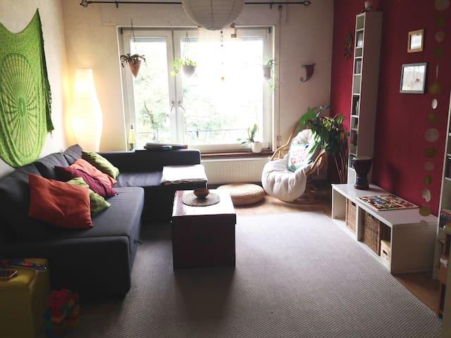 Comfy apartment for family with small kids. - Freiburg im Breisgau - Apartment